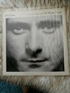 LP PHIL COLLINS...In the Air tonight Maxi-Single - Hochspeyer, Deutschland - LP PHIL COLLINS...In the Air tonight Maxi-Single - Hochspeyer, Deutschland