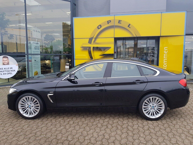 BMW 430d 3,0 Gran Coupé xDrive aut. 5d - 2.985 kr.