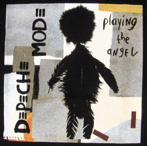 DEPECHE MODE T-shirt Playing The Angel Album Cover Tee Men M,L,XL,2XL New