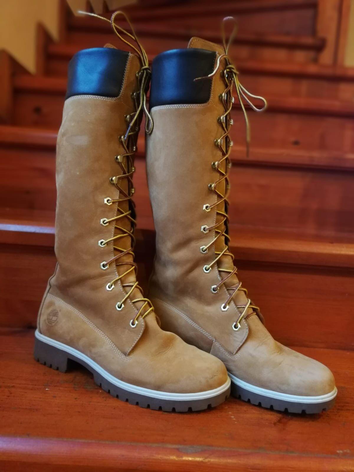 Stivali di Timberland nelle mis. 40 come NUOVO PayPal | Nuova voce  | Uomo/Donne Scarpa