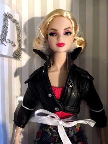 FASHION ROYALTY DYNAMITE GIRLS PLASTIC INEV.  JETT DOWNTOWN DARLING   DOLL