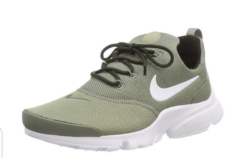 damen's Nike Presto Fly Dark Stucco UK 4.5 EUR 38 US7  trainers schuhe 910569-008