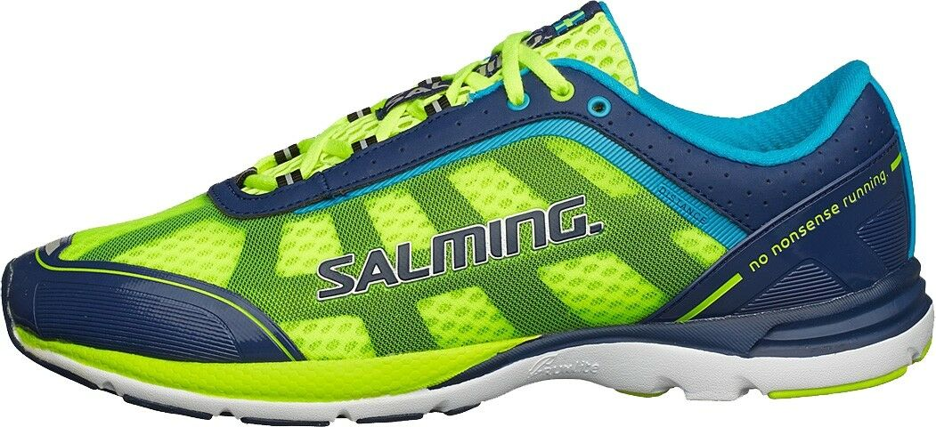 Salming Distance 3 Mens Running shoes Cushioned Trainers Sports Gym Training