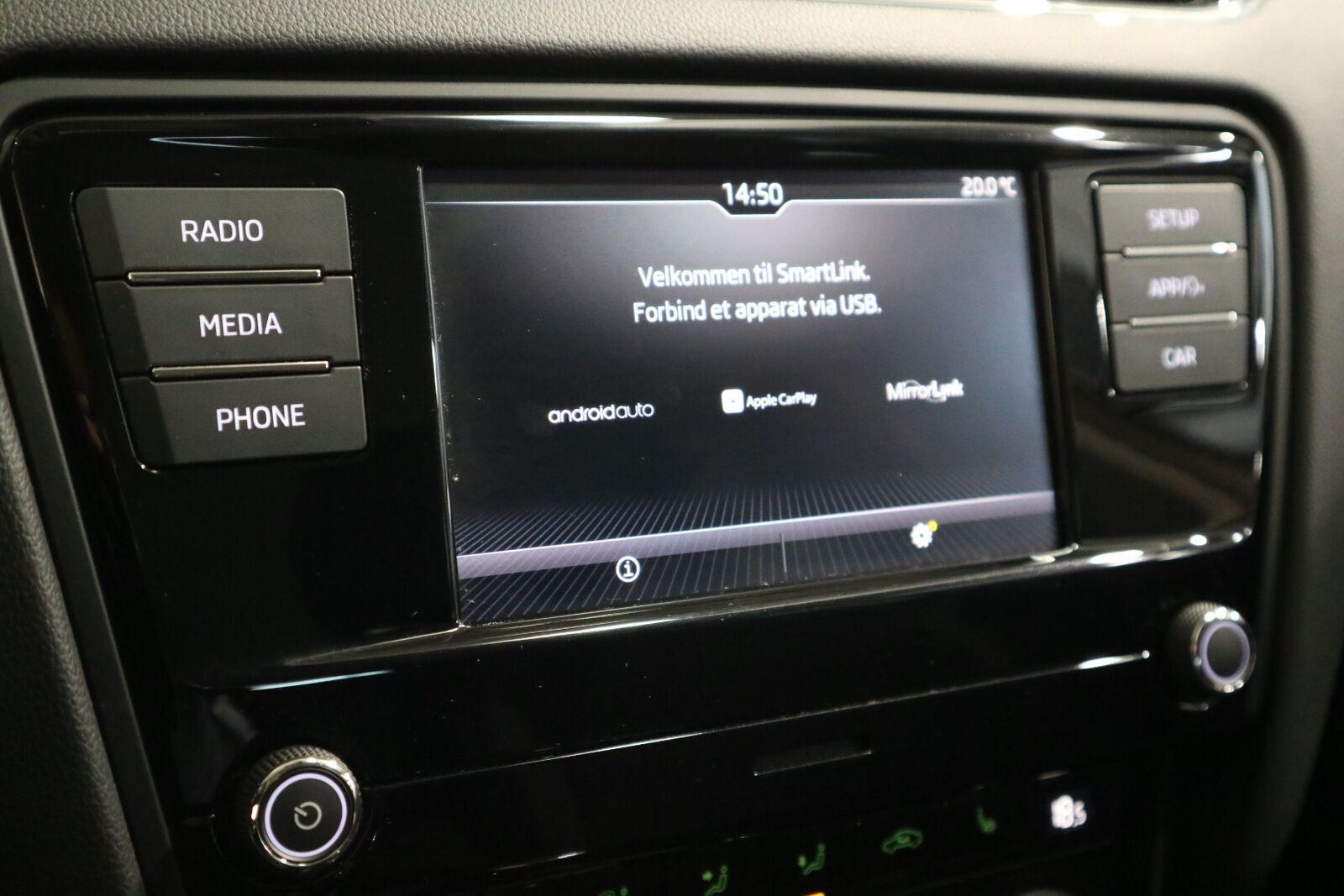 Skoda Octavia 1,5 TSi 150 Ambition Combi DSG - billede 7