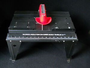 Image Is Loading Vermont American Router Saber Saw Table Model 23466
