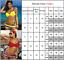 Indexbild 9 - Damen Push Up Bikini Set Gepolstert Bademode Hohe Taille Schwimmanzug Badeanzug