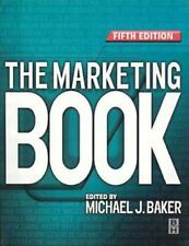 The Marketing Book, Fifth Edition-ExLibrary