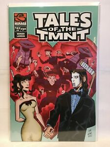 Tales-of-the-TMNT-Vol-2-43-VF-NM-1st-Print-Mirage-Comics