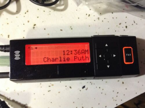 XM SPORTSCASTER RECEIVER only tested Sirius call subscribe Cheap ship
