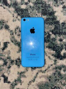 Apple iPhone 5c - 8GB-Azul (Desbloqueado) A1507 (GSM)