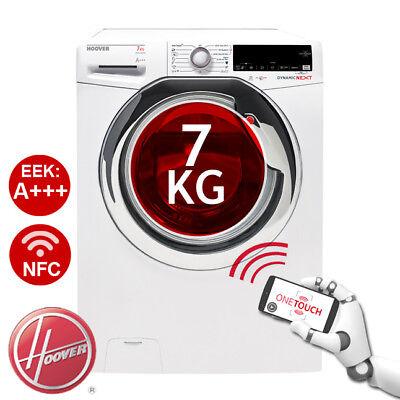 HOOVER Waschmaschine Frontlader A+++  7kg DXOA4 37AHC3/1-S  Inverter Motor