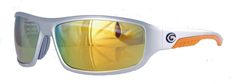 Gargoyles Gargoyles Gargoyles Sonnenbrille Prevail Metallisch Silber Braun Orange | Zuverlässige Leistung  a5bc54