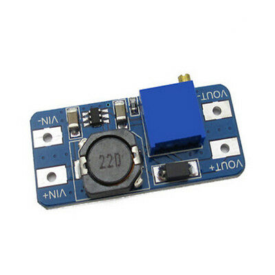 New MT3608 2A Max DC-DC Step Up Power Module Booster Power Module For Arduino