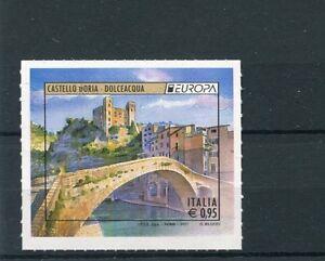 Italien-2017-Europa-Burg-Doria-MNH
