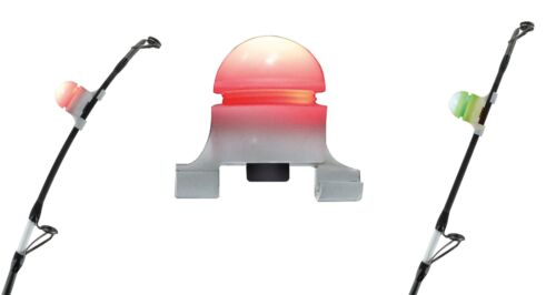 Aal Bissanzeiger Elektrisch inkl Batterien zum Nachtangeln