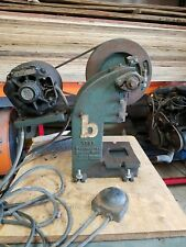 Bench Master 1 Punch Press 110v Fabrication Small Bench Top