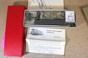 Horst-Gunther-B-489-Kit-Montado-Ho-Escala-Dr-DRG-y-89-Elektro-Triebwagen-Loco-N