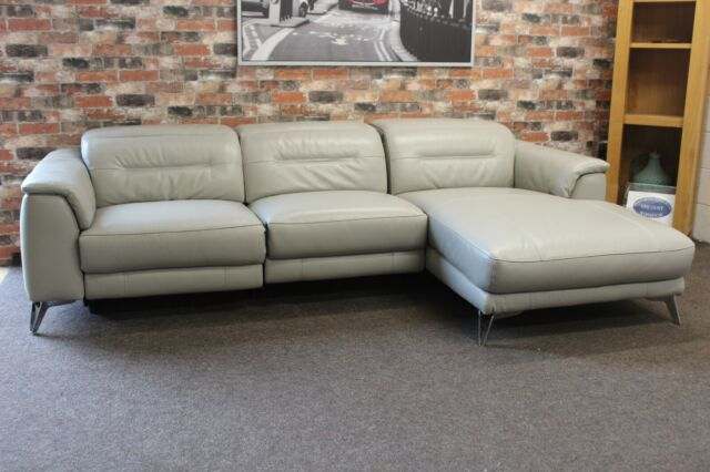 Reclining 3 Seat Rhf Chaise Sofa