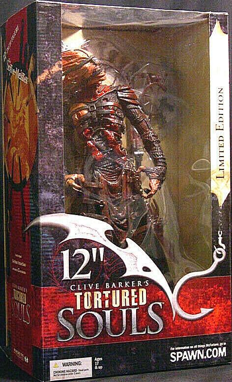 Clive Barker´S Torturot Souls Scythe Meister Figur PVC 30cm Mcfarlane
