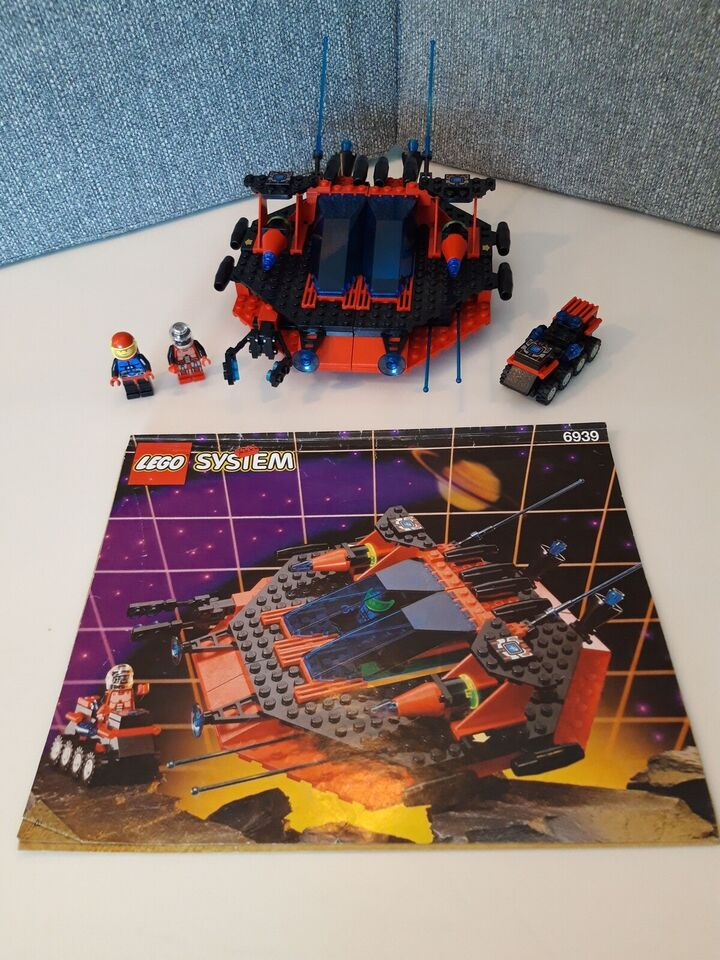 Lego Space, 6939
