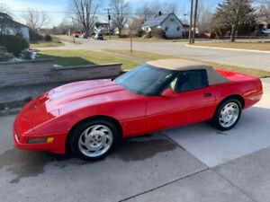 1996 Corvette Convertible - Ready for Spring!