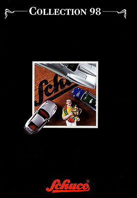 Schuco Collection Prospetto D Gb 1998 Modellini Di Auto Modelli In Miniatura Model Cars-e Model Cars It-it Mostra Il Titolo Originale Morbido E Antislipore
