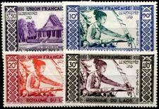 LAOS 1952 18-20,28 ** POSTFRISCH TADELLOS (F3713