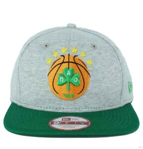 Image is loading New-Era-9Fifty-Euroleague-Panathinaikos -Jersey-Team-Snapback- a80a3642335d