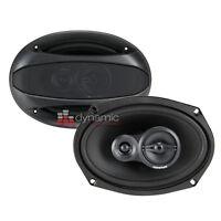 Memphis Audio 15-srx693 Street Reference Series 6x9 3-way Car Speakers