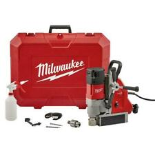 Milwaukee 4274 21 Compact Electromagnetic Drill Press 1 58in 13 Amp 23hp