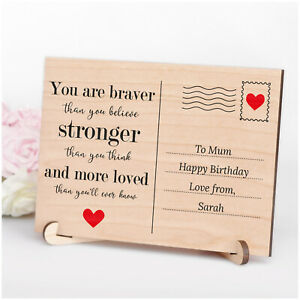 PERSONALISED-You-Are-Braver-Stronger-Birthday-Gifts-Mum-Mummy-Nanny-Her-Quote