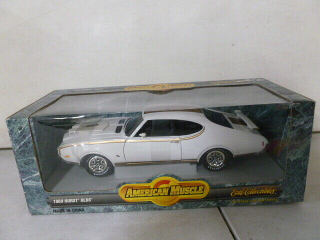 American Muscle 1969 Hurst Olds 1 18 (1)