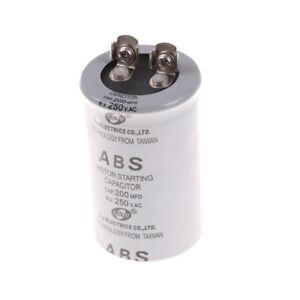 CBB61 450V 1-10uF Deckenventilator Motor läuft Startkondensator s// CN