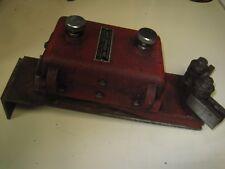 Jaco Non Powered Straightener Lubricator Press Work