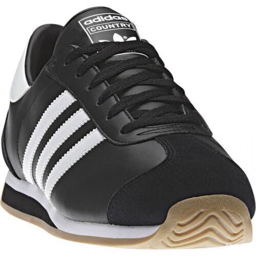 5 Ii Black Uk Size 5 4 Womens Trainers Originals Country Adidas aEq7vE
