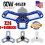 60W-6000LM-LED-Deformable-Garage-Light-Ceiling-Lamps-E26-Bulb-High-Quatity-HOT thumbnail 1