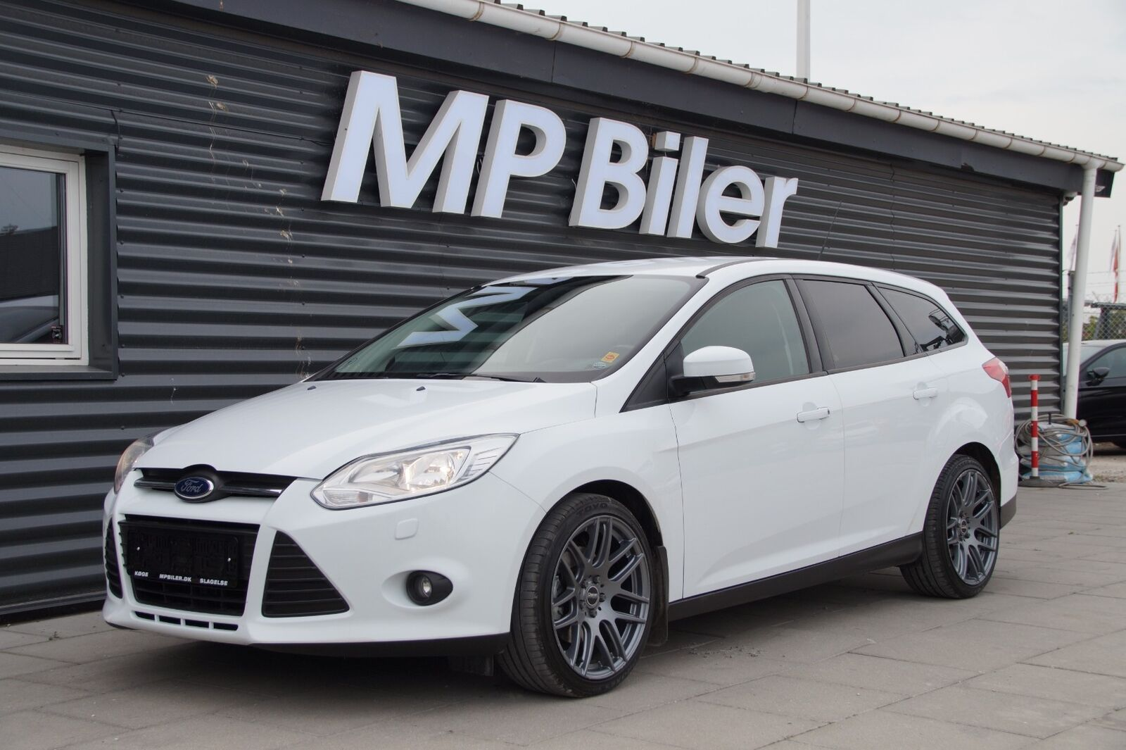 Ford Focus 1,6 SCTi 150 Trend stc.