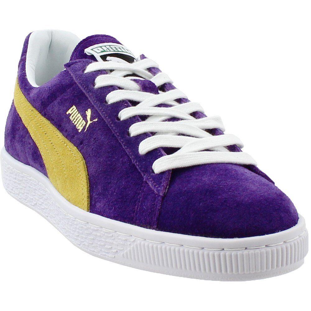 Zapatillas De Ante Classic Puma Coleccionistas-Púrpura-Para Hombre