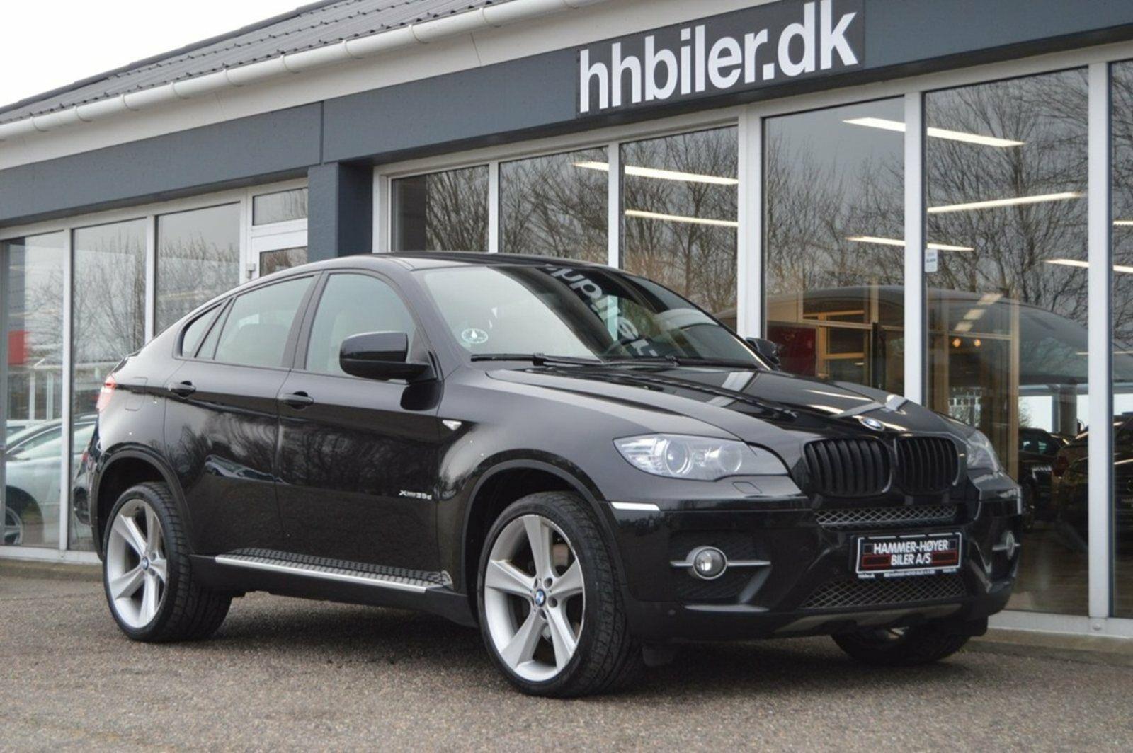 BMW X6 3,0 xDrive35d aut. 5d - 379.500 kr.