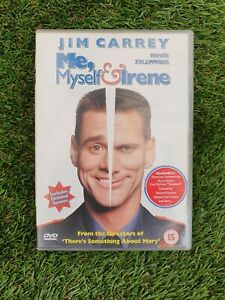 Me Myself And Irene Dvd 2001 Jim Carrey Daniel Greene Danny