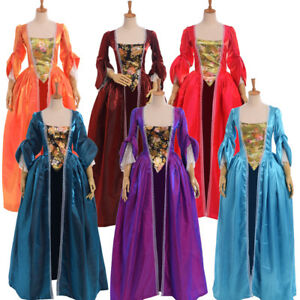 Vintage-Victorian-Edwardian-Walking-Bustle-Skirt-Fancy-Dress-Cosplay-Costume