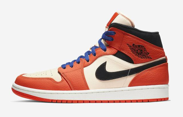 Shattered Backboard Sz Nike Knicks 14 Se Orange 852542 800 Air Jordan Mid Team 1 KJc3uTF1l