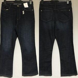 s Regular a Rise zampa Collezione 14 M taglia Jeans New Crop Mid Ladies O5q788fw