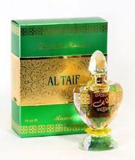 Al Taif By Rasasi 15ml Oriental Alchohol free Perfume Oil(Oud/Rose)100%Original