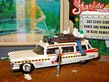 "HOT WHEELS 1959 CADILLAC AMBULANCE ECTO 1A ""GHOST BUSTER'S"" LIMITED EDITION 1/64"
