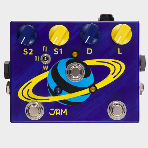 JAM Pedals Big Chill Tremolo Guitar Effects Pedal w// Waveform Selector