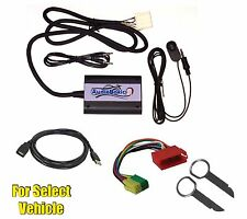 BlueTooth A2DP + USB Flash Drive Car Stereo Adapter Interface for select Audi