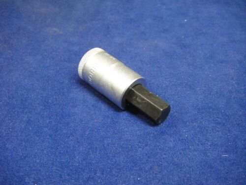 Gedore Metric Allen Hex Hexagon Socket 1//2 Drive