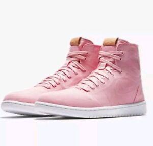 7d37b7a938ef69 Nike Air Jordan 1 Retro High Decon Sheen Vachetta Pink (867338-620 ...