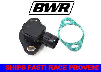 BLACKWORKS THROTTLE POSITION SENSOR TPS B16 B18 D16 H22 F22 FOR HONDA ACURA BWR